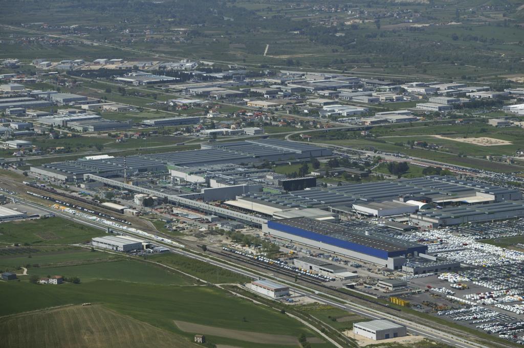 L'area industriale della Val di Sangro