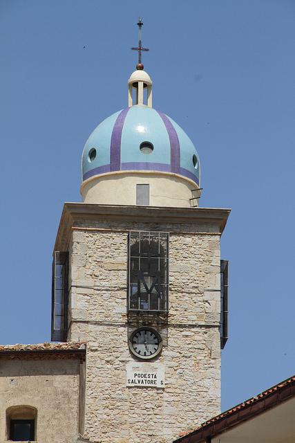 Chiesa S. M. Maggiore - Roio del Sangro