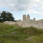 Il sito di Trebula, a Quadri