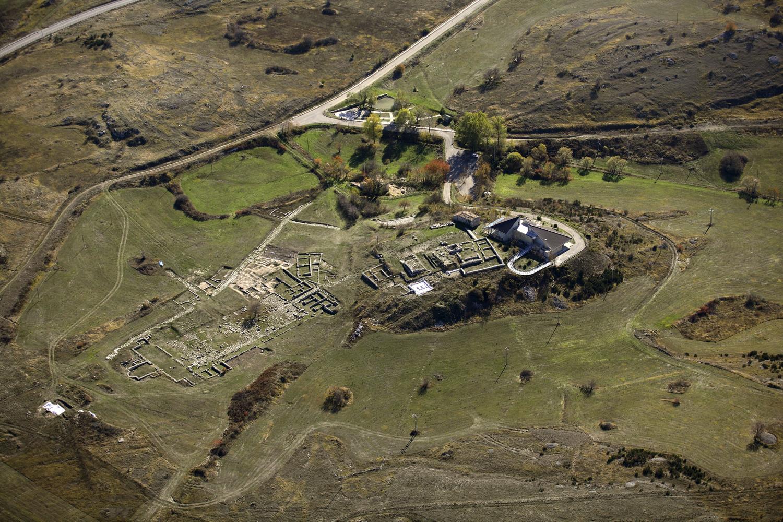 L'area archeologica di Juvanum